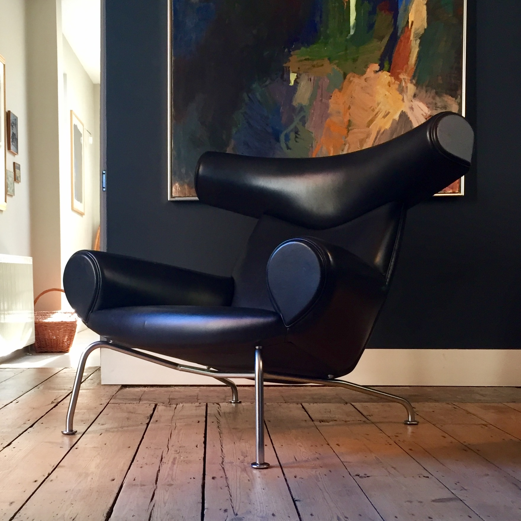 The OX chair by Wegner