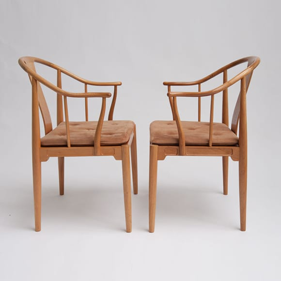 China Chair, Model 4283, Set of 2