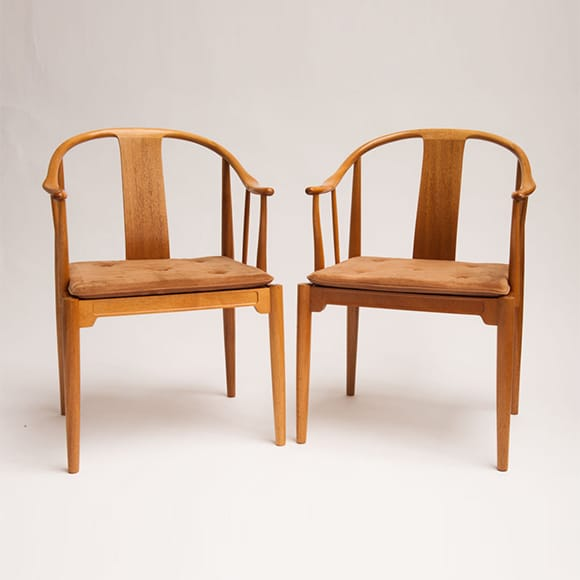 China Chair, Model 4283, ...